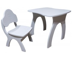 Дитячий комплект стіл зі стільчиком Джонні-1