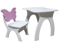 Дитячий комплект стільчик зі столом Джонні-2
