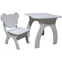 Детский комплект стол со стульчиком Джонни-3
