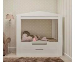 Дитяче ліжко з шухлядами КЧО-154