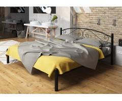 Металеве ліжко Віола