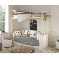 Металлическая кровать-чердак Эдельвейс