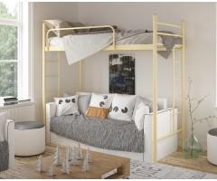 Металеве ліжко-горище Едельвейс