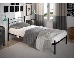 Металеве односпальне ліжко Маранта Міні