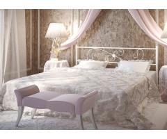 Металеве ліжко Хризантема