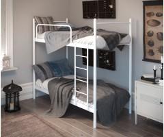 Двоповерхове ліжко Ірис металеве