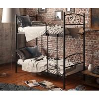 Металеве двоповерхове ліжко Віола