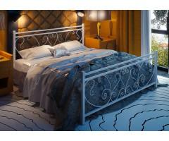 Ліжко Монстера металеве