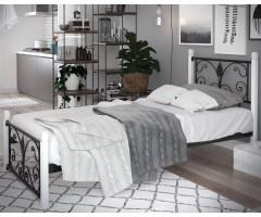Ліжко Крокус Міні на дерев'яних ніжках
