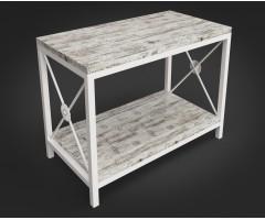Журнальний стіл Тіроль (метал і ДСП)