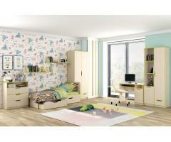 Модульная детская комната Маттео из 8 элементов