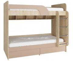 Двухъярусная кровать Юниор