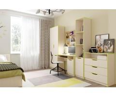 Детская спальня Маттео набор из 5 предметов