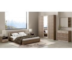 Современная спальня Ева набор из 6 предметов