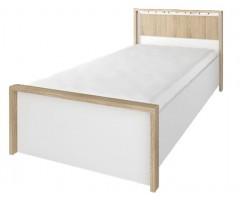 Ліжко Смарт з узголів'ям та узніжжям