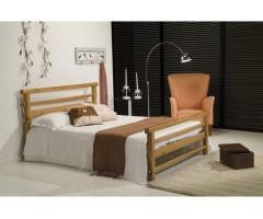 Ліжко в сучасному стилі Ангеліна