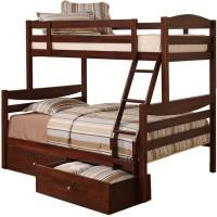 Трехспальная двухярусная кровать Арина