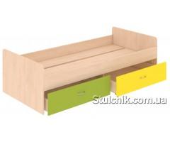 Кровать с ящиками Дори Лайм
