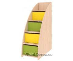 Лестница с ящиками Дори Лайм