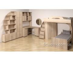 Детская комната Квест S с набором из 12 элементов