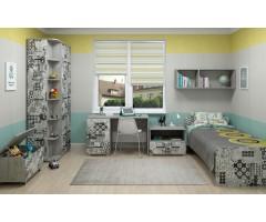 Модульная комната Арт-Фьюжн набор из 7 элементов