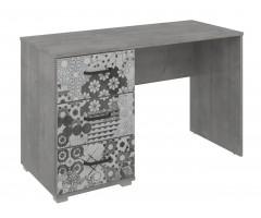 Тумбовый письменный стол Арт Фьюжн