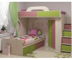 Модульная комната Дори Пинк набор из 5 элементов