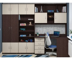 Модульная комната Квест-С набор из 5 предметов вариант 2