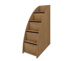 Лестница с ящиками для двухъярусной кровати Квест-А
