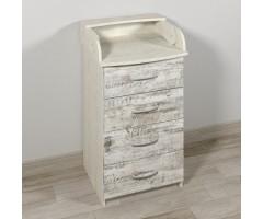 Пеленальный комод с ящиками Арт-Кантри