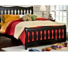 Стильне підліткове ліжко Бедфенс