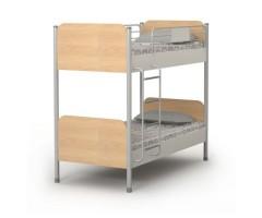 Подростковая двухъярусная кровать Mega