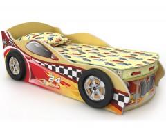 Кровать – машинка Briz Driver 2 оранжевая
