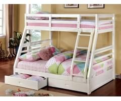 Кровать двухъярусная Кайли