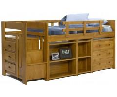 Кровать из дерева Ривьера