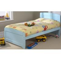 Дерев'яне ліжко Ренбоу
