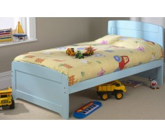 Деревянная кровать Ренбоу