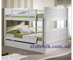 Двоярусне ліжко Вегас