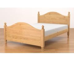 Кровать из массива дерева Хенли