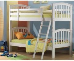 Двоярусне ліжко з масиву вільхи Поло