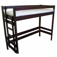Подростковая кровать-чердак Вида