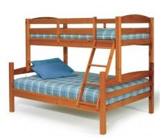 Детская двухъярусная кровать Эльдорадо-12