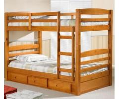 Двоярусне ліжко Базіліо