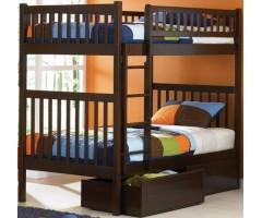 Двоярусне ліжко Аделіна