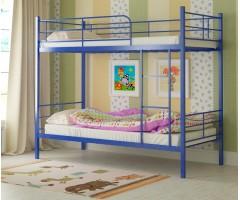 Двухъярусная металлическая кровать Эмма