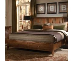 Кровать из массива Энтузиа