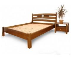 Кровать из массива дерева Эсмеральда