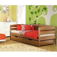 Ліжко підліткове з масиву бука Нота Плюс
