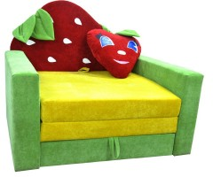 Детский диван - малютка Фантазия Клубничка