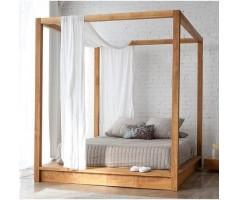 Кровать с балдахином Флавор